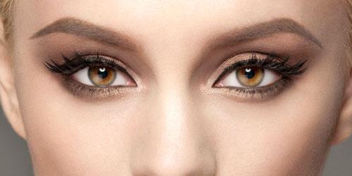 Ojos juntos