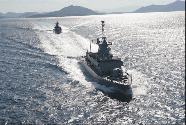 ΕΠΕΙΓΟΝ - Για ναυτικό επεισόδιο στο Αιγαίο κάνει λόγο η Άγκυρα