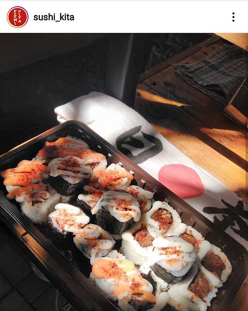 kuliner bandung sushi kita