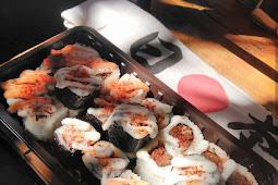 Kuliner Bandung Sushi Kita Khas Jepang Rasa Nusantara