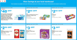 Costco Weekly Flyer and Circulaire January 10 - 16, 2018