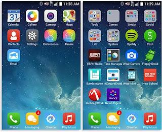 Kumpulan Theme Android