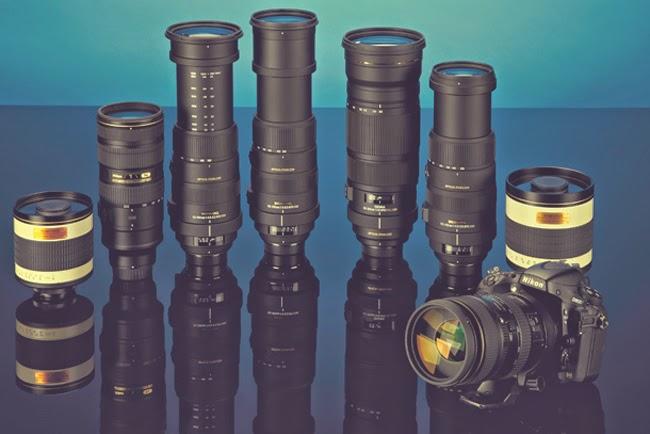 Mengenal Jenis-Jenis Lensa Kamera DSLR