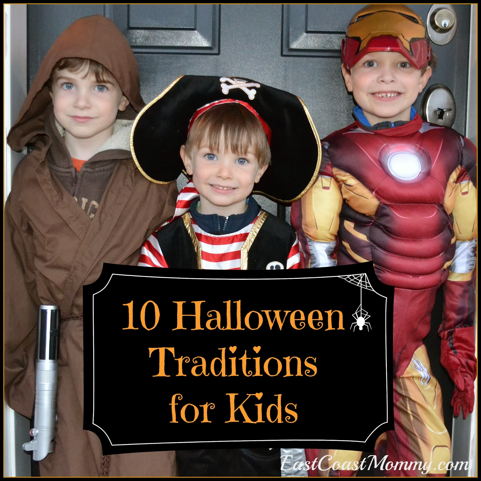 East Coast Mommy: 10 Halloween Traditions for Kids
