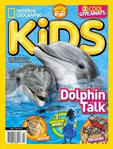 National Geographic Kids magazine featured in list of best magazines for preschoolers