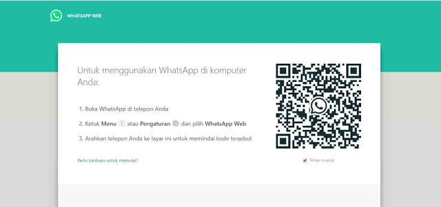 Gampang Banget! Begini Cara Masuk WhatsApp Web