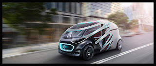 Mercedes-Benz Vision Urbanetic