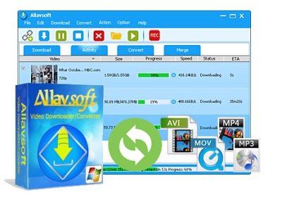 Resultado de imagen para Allavsoft Video Downloader Converter