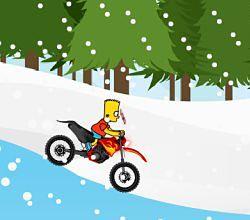 Bart Snow Ride 2
