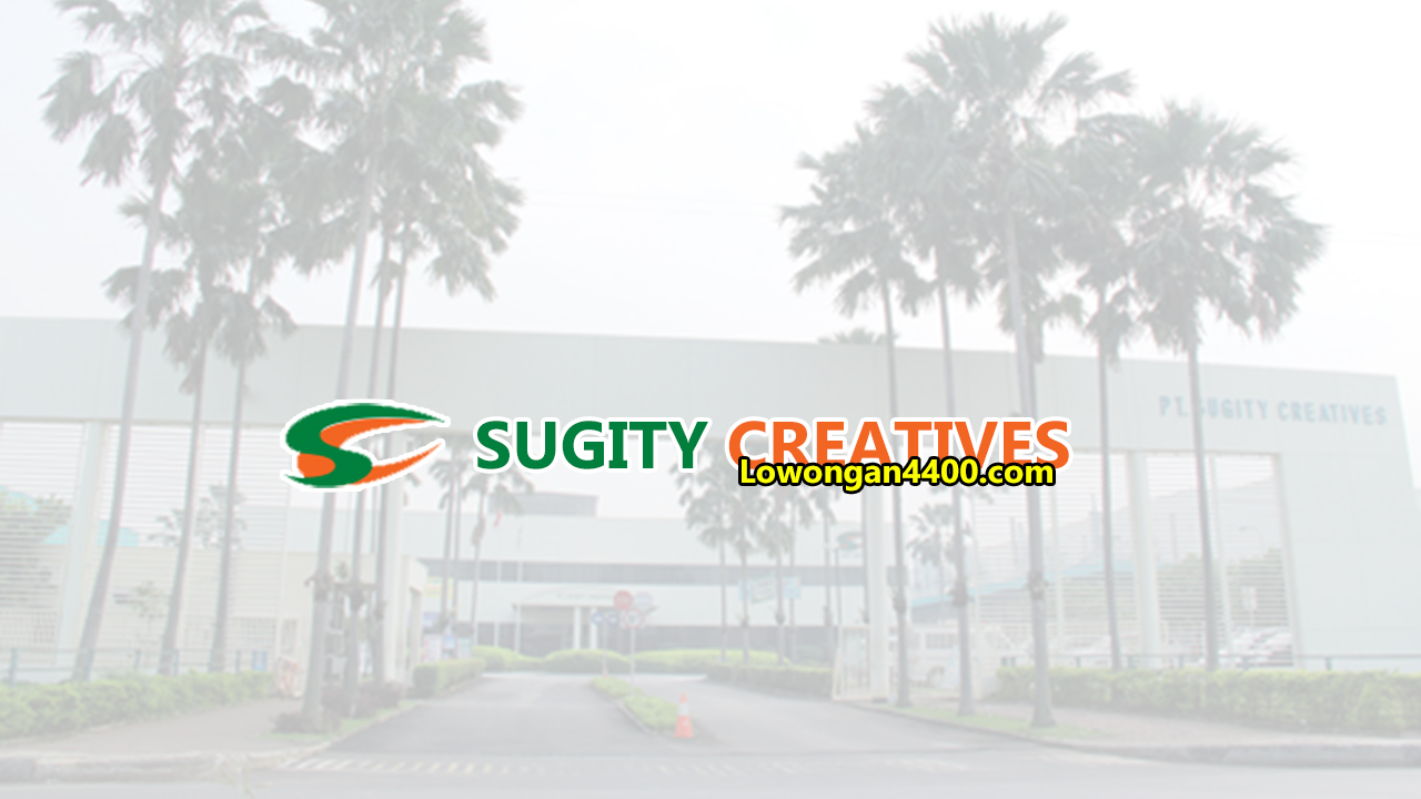 PT SUGITY CREATIVES