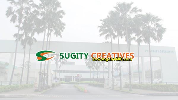 Lowongan Kerja Terbaru SMK PT Sugity Creatives