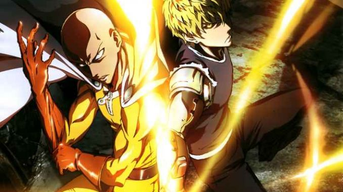 One Punch Man BD Episode 01-12 BATCH Subtitle Indonesia