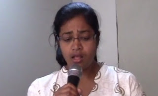 Chinna Chinna Aasai song by Mary Kumar
