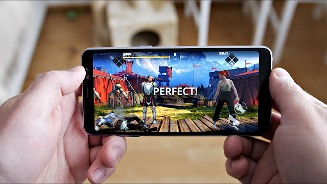 best gaming phone Samsung Galaxy S9+