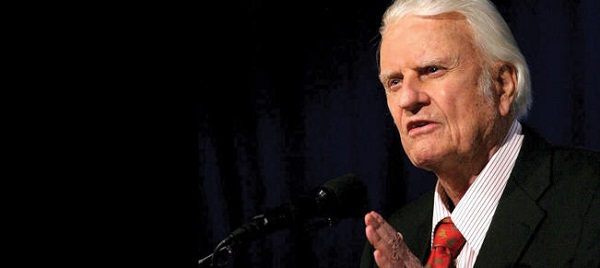 No Reason to Hurry By Billy Graham  - December 4, 2017