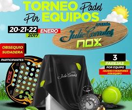 Inscripción Torneo Pádel por Equipos