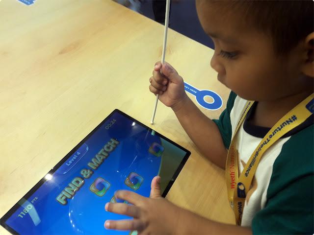 Wyeth Nutrition Brilliance Playschool