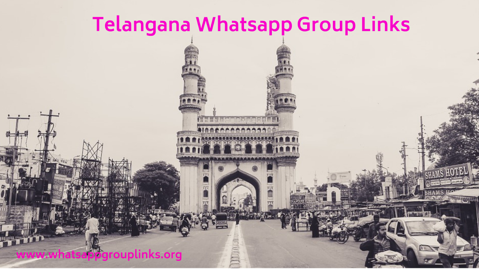 Join Telangana Whatsapp Group Links List - Whatsapp Group Links