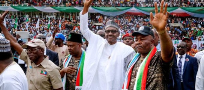 """""""Our formulae are solid, Buhari will win 2019 Polls"""" - Dr. Ajulo"""