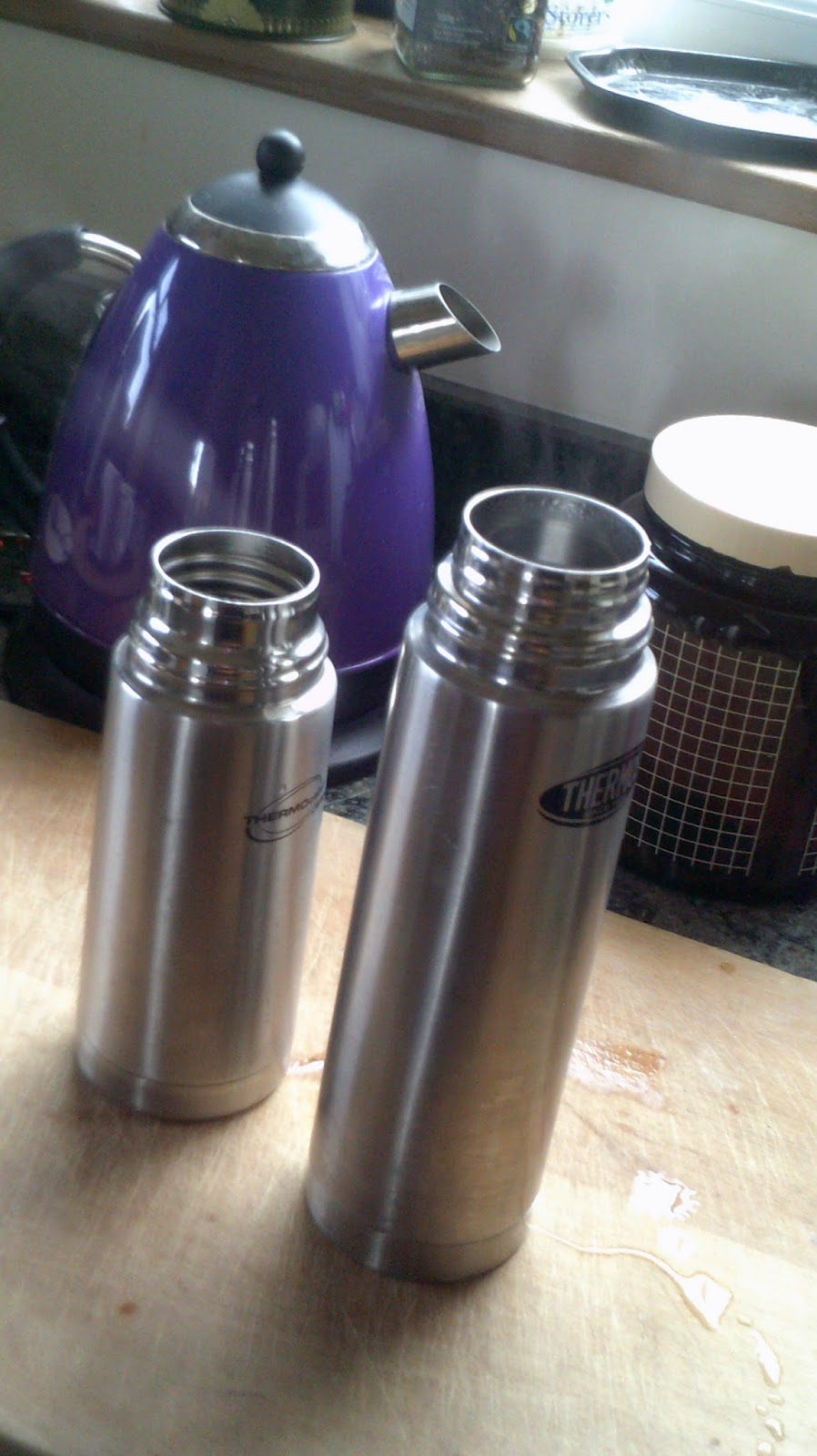 wigton physics: Warming my vacuum flask