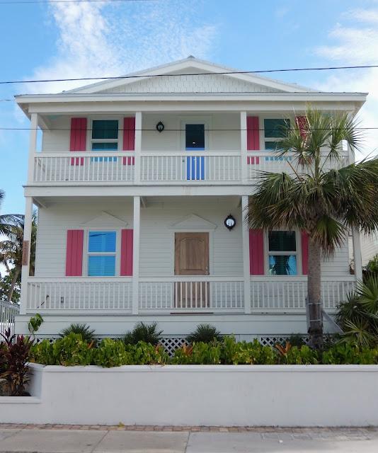 Casa típica en Key West ,los Cayos Florida