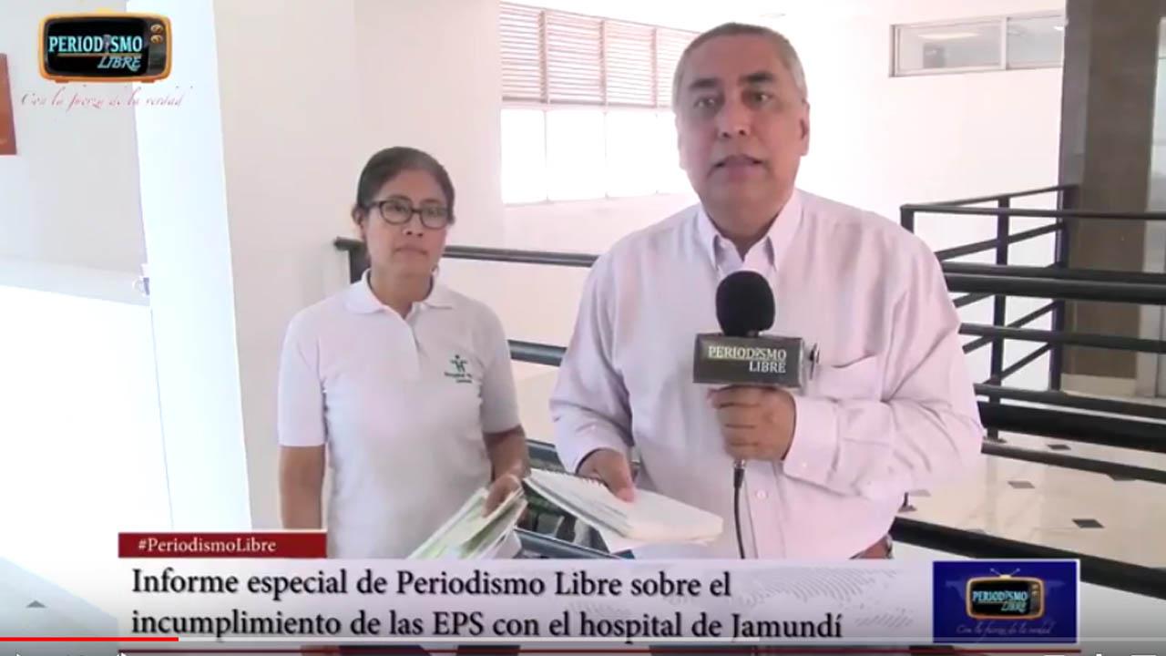 """""""Nos quedamos ilíquidos para atender a los pacientes"""", denuncia Aleida Anacona, de ANTHOC"""