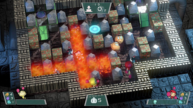 Super Bomberman R: PS4 Review