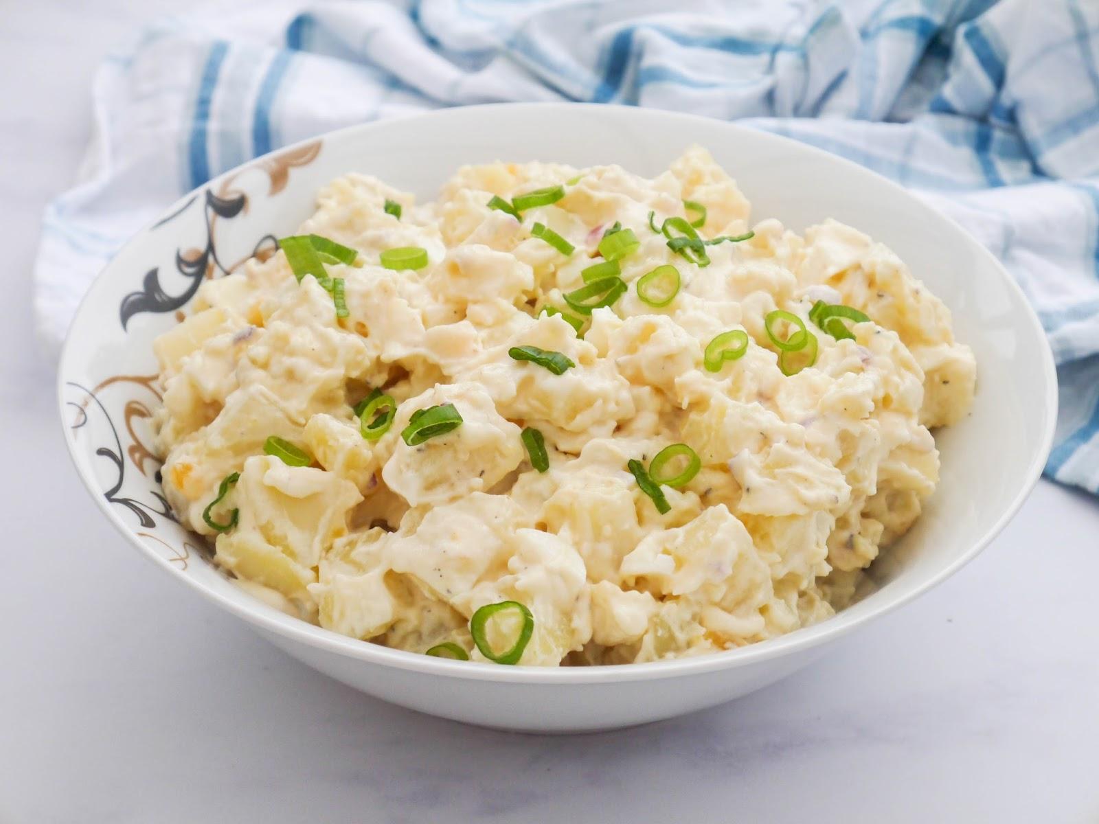 Potato Salad Recipe Not Creamy