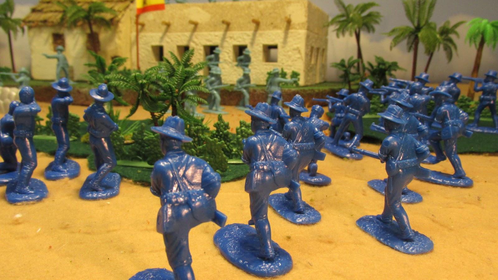 I LIKE the things I LIKE!: Armies In Plastic Spanish ...