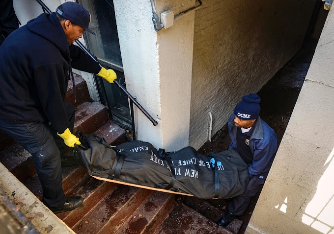 Trabajador dominicano muere en incendio en sótano de un edificio del Alto Manhattan