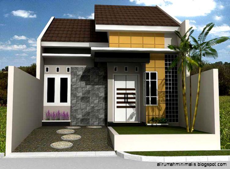 Gambar Rumah Minimalis  Modern  Terbaru  Design Rumah Minimalis