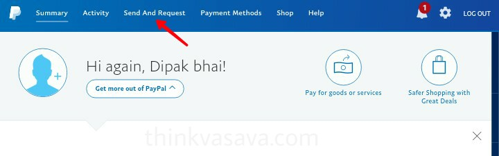 Money Send Or Receive Kaise Kare