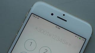 7 Kode Layanan Rahasia Di Iphone