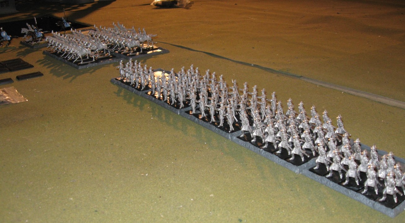 Tides Of War 28mm Knights Of Dol Amroth Army