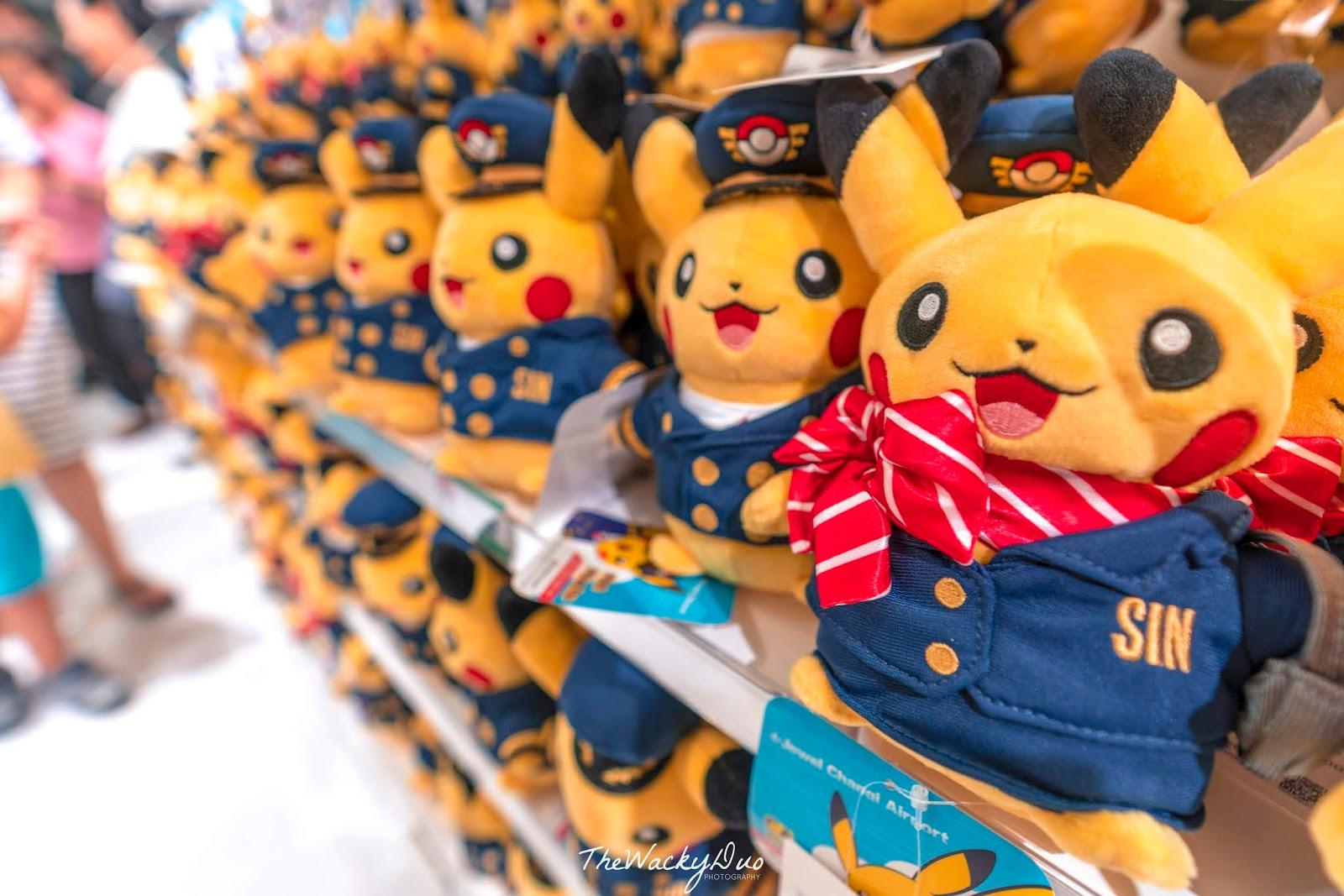 Pokemon Center @ Jewel Changi Airport Review - 5 Must buy