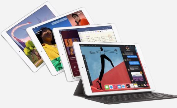 جهاز iPad الجيل الثامن