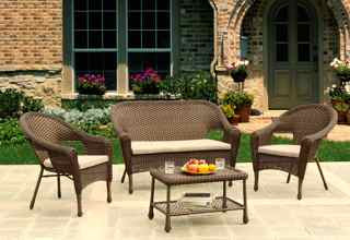 W Unlimited Outdoor Patio Set
