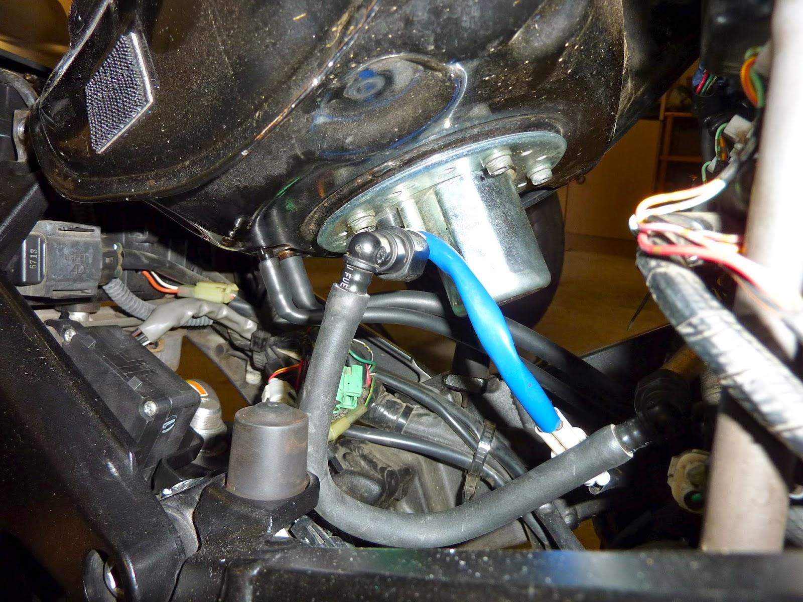1999 Suzuki Gsxr 750 Wiring Diagram 1992 Harley Sportster Biketech7: Biketech7 - Gsxr1000 Fuel Pumps And Filters.