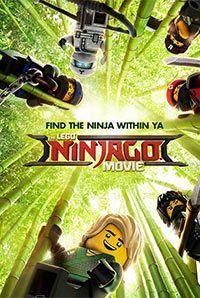 The Lego Ninjago Movie 2017 300MB English Movie 700mb DVDrip