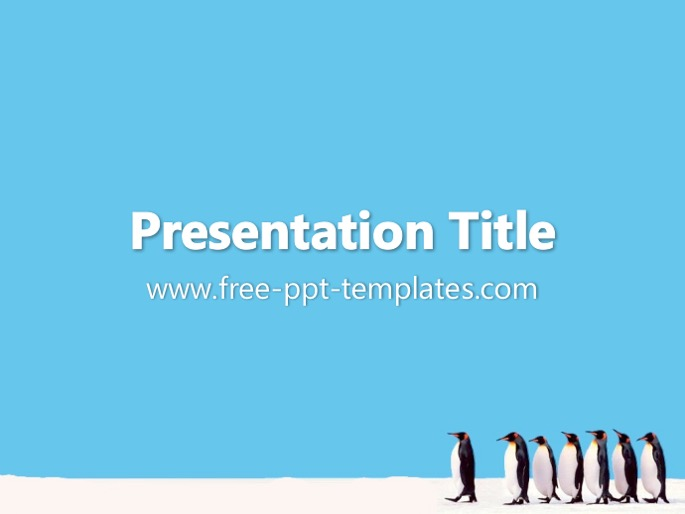 Leadership ppt template toneelgroepblik