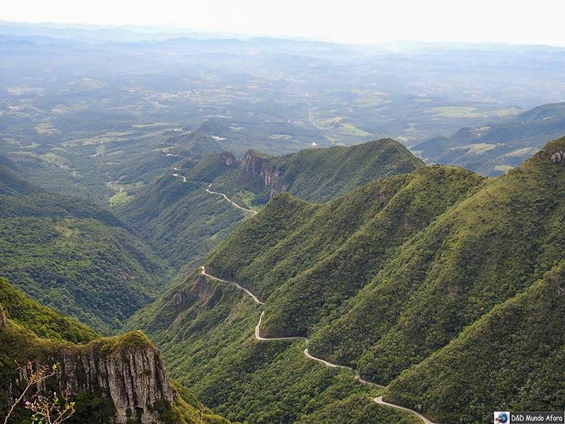 Serra do Rio do Rastro - Roteiro Santa Catarina: 4 dias no sul catarinense