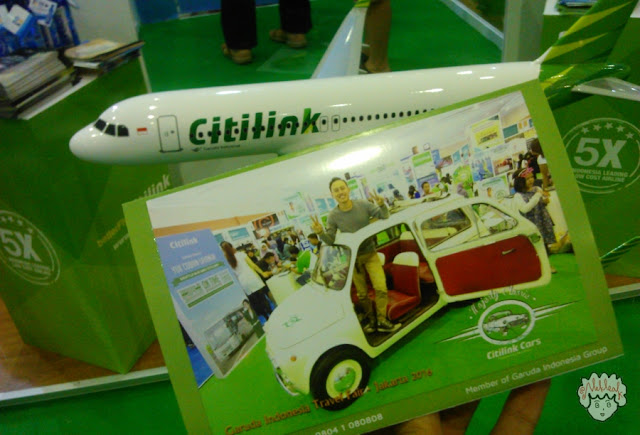 Journey of Alek with Citilink