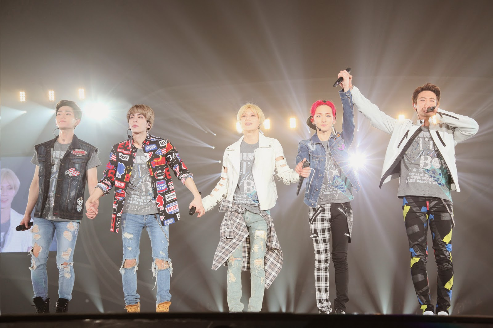 Interview in Tokyo: SHINee says it will release new album