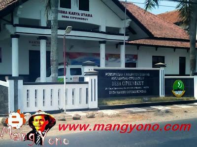 Desa Cipeundeuy, Kecamatan Cipeundeuy. Desa Mandiri Gotong Royong. Poto Jepretan Mang Dawocx Facebooker Subang ( FBS )