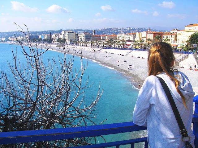 Nice - Franska Rivieran