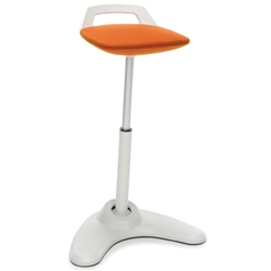 OFM Vivo Height Adjustable Stool