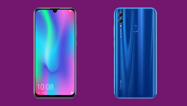 موبايل honor 10 lite