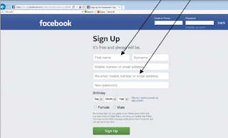 fb create new account sign in