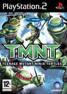 Teenage Mutant Ninja Turtles PS2 torrent