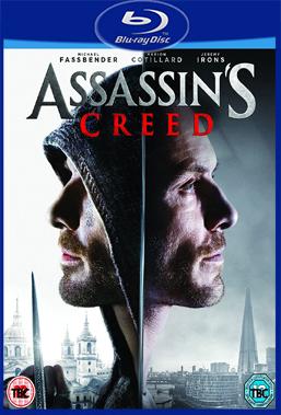 Assassin's Creed (2017) BluRay Rip 720p / 1080p Torrent Dublado / Dual Áudio